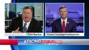 Facing South Florida: 'Latinos For Trump' To Launch Next Week In Miami [Video]