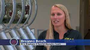 BCA Employee Is Devoted Special Olympics Coach [Video]