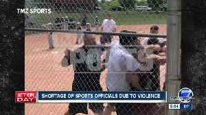 News video: Five men cited after youth baseball game fight breaks out in Lakewood