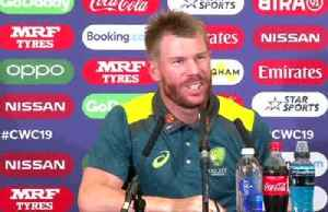 Warner and Finch opening the way for Australia