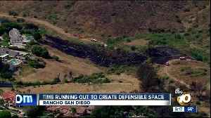 Time running out to create defensible space, new wildfire outlook grim for San Diego [Video]