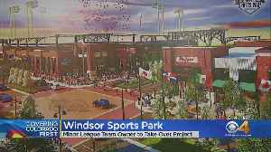 Windsor Sports Park Could Be Home To Minor League Baseball Team [Video]