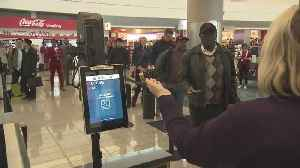 Facial Recognition Coming To Delta Gates At MSP [Video]