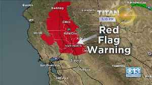 Red Flag Warning In Effect Through Saturday [Video]