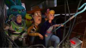 News video: Toy Story 4 To Have Best Opening Weekend Of Franchise