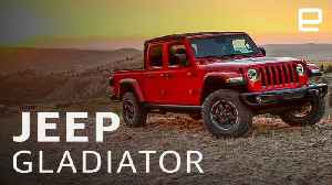 Jeep Gladiator Review: Ready for Anything [Video]