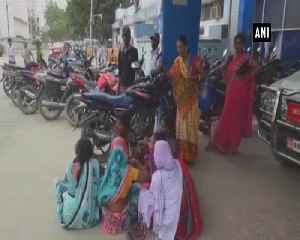 News video: Bihar CM Nitish Kumar meet heatwaves affected patients in Gaya