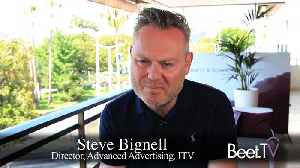 UK's ITV Uses VOD Hub To Gather Ad Data: Bignell [Video]
