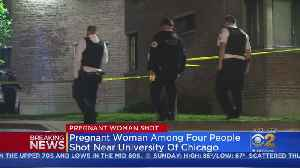 Pregnant Woman Among 4 Shot On South Side [Video]