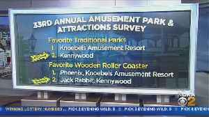 Kennywood Earns Honors From National Amusement Park Historical Association [Video]