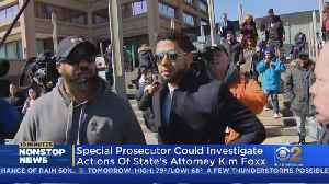 Ruling Today On Request For Special Prosecutor In Jussie Smollett Case [Video]