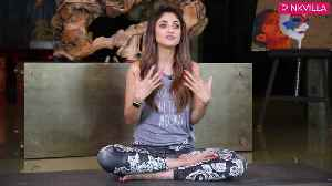 Yoga for Beginners Ft. Shilpa Shetty Kundra International Yoga Day Pinkvilla [Video]