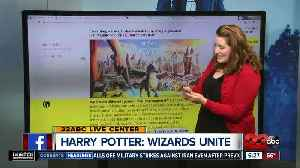 New Harry Potter game 'Wizards Unite' released today [Video]