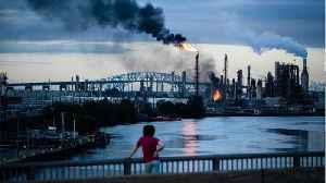 Fire Tears Through Philadelphia Refinery That Already Caught On Fire Once This Month [Video]