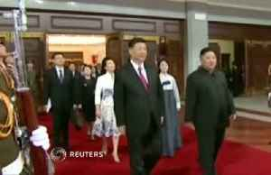 I Love Thee, China: North Korea woos Xi in lavish state visit [Video]