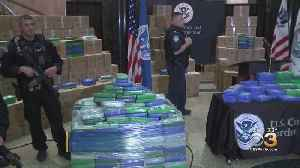 Officials Announce Arrest Of Six People In Historic Cocaine Bust [Video]