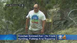Repeat Poacher Banned For Life From Hunting, Fishing And Trapping In 49 States [Video]