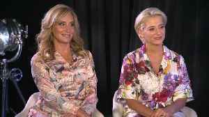 'Real Housewives Of New York' At 2019 Corus UpFronts [Video]