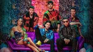Sebastian Yatra's 'Runaway' With Jonas Brothers, Natti Natasha & Daddy Yankee Gets Colorful Video | Billboard News [Video]