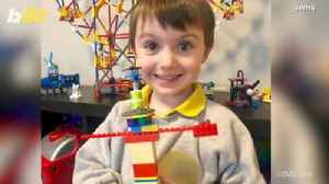 4-Year-Old Inventor Offers Up Plan for Notre Dame Cathedral Rebuild He Devised Using Legos [Video]