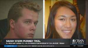 Liam McAtasney Gets Life In Prison Without Parole For Murder Of Sarah Stern [Video]