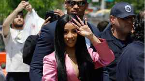 Cardi B Indicted By Grand Jury On Unspecified Charges [Video]