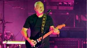 David Gilmour Auctions Off Guitars [Video]