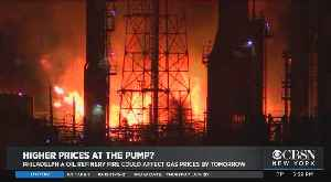 How Much Will The Philly Refinery Explosion Affect The Price Of Gas? [Video]