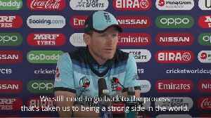 Eoin Morgan: Lack of partnerships cost us against Sri Lanka [Video]