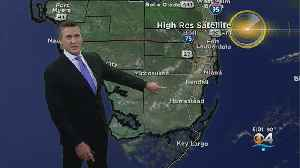 News video: First Day Of Summer Heats Up South Florida