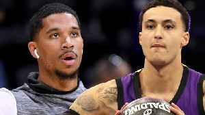 Kyle Kuzma TROLLS His Old Teammates & Josh Hart FIRES BACK! [Video]