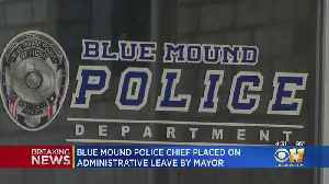 Blue Mound Police Chief Randy Baker On Paid Administrative Leave [Video]