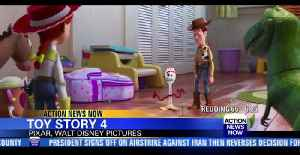 Action News Now Movie Review: Toy Story 4 [Video]