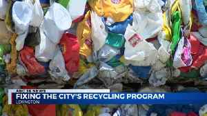 Mayor Gorton pushing city to take steps towards a cleaner community [Video]