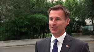 Jeremy Hunt challenges Boris Johnson to more live TV debates [Video]