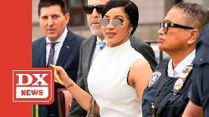 Cardi B Indicted On Felony Charges For Strip Club Beatdown [Video]