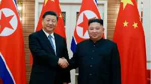 Kim, Xi Agree to Grow Ties Whatever the External Situation [Video]
