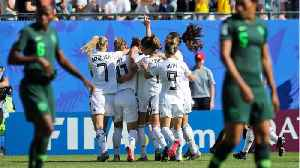News video: Germany Makes World Cup Quarterfinals