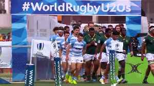 U20s highlights South Africa beat Argentina to take bronze [Video]