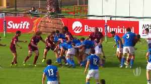 U20s Highlights Italy stage brilliant comeback to beat Georgia [Video]