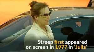 Meryl Streep, the most celebrated actress of her generation, turns 70 [Video]