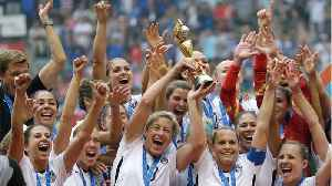 News video: U.S. soccer agrees to mediation with women's team over unequal pay