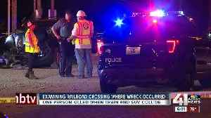 KCPD: Railroad company took extra precautions before deadly wreck [Video]