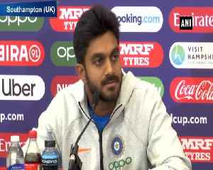 Game against Pakistan gave me confidence says Vijay Shankar [Video]