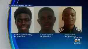 Viewings Held For Teens Who Died In North Miami Crash [Video]