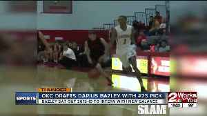 News video: OKC Drafts Darius Bazley