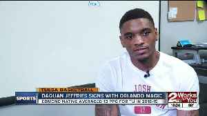 DaQuan Jeffries Thankful for NBA Opportunity [Video]