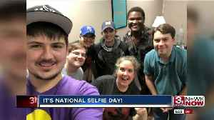 National Selfie Day [Video]