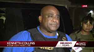 Brookhaven Police Chief Discuss Shooting Suspect [Video]
