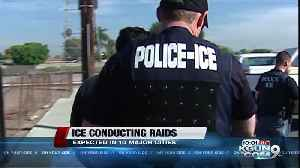ICE conducting immigration raids this weekend in 10 major U.S. cities [Video]